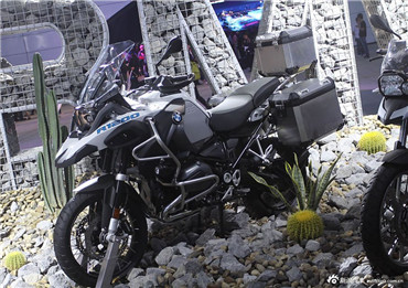 BMW C evolution与GS系列亮相2014 BMW 悦盛典